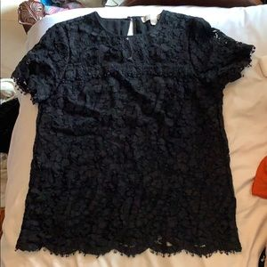 Michael Kors Lace Blouse